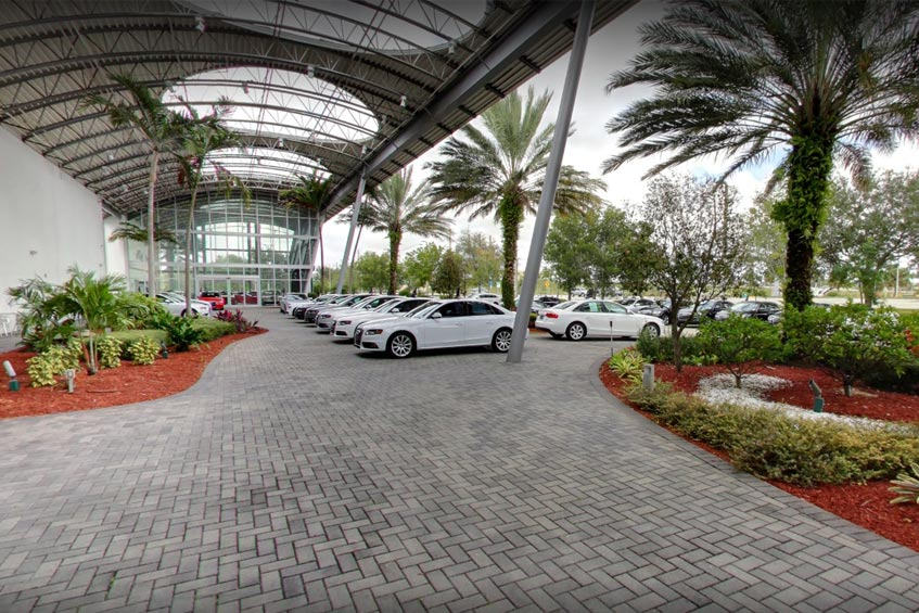 Audi Coral Springs - outside
