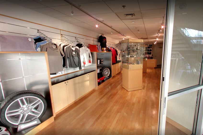 Audi Coral Springs - shopping