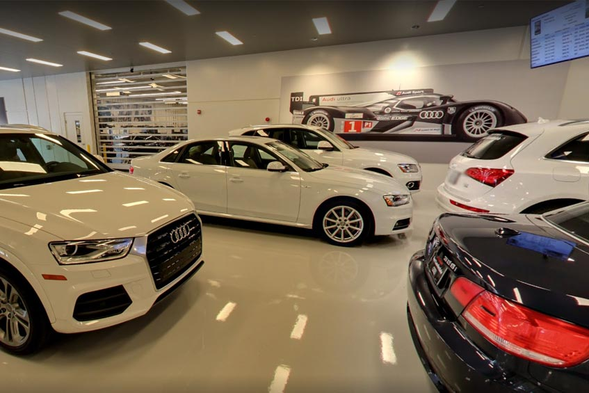 Audi Car Dealership Delaware