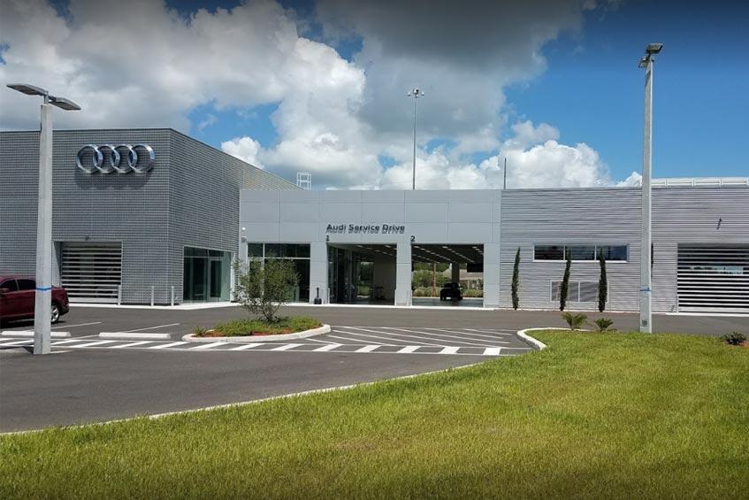 Audi Lakeland service