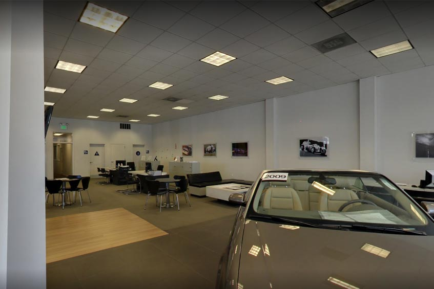 Audi Oakland