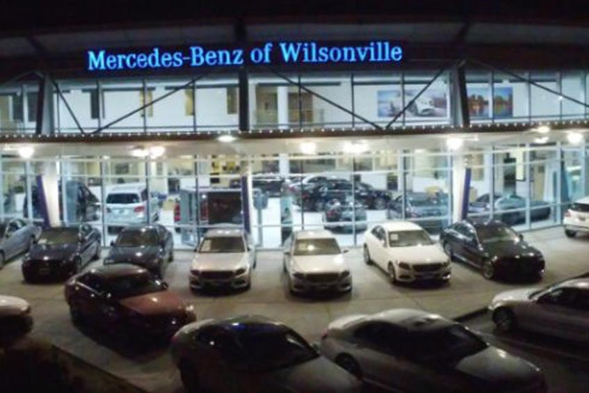 mercedes benz of wilsonville auto buy sell dealers directory
