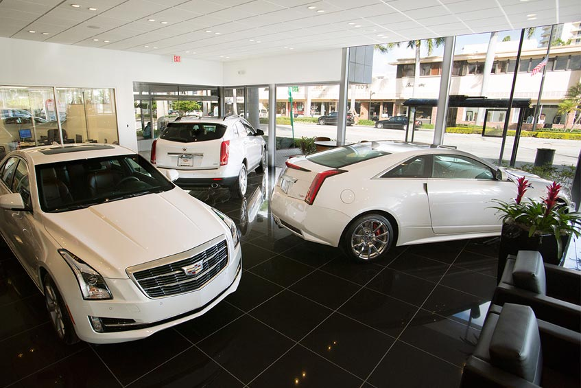 Ocean Cadillac Auto Buy Sell Dealers Directory - Arkansas cadillac dealers
